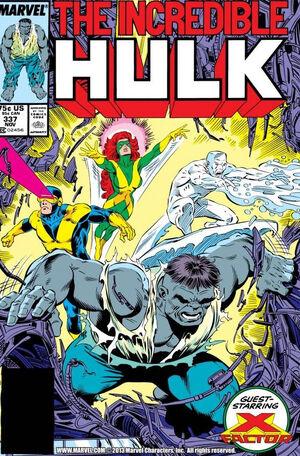 Incredible Hulk Vol 1 337