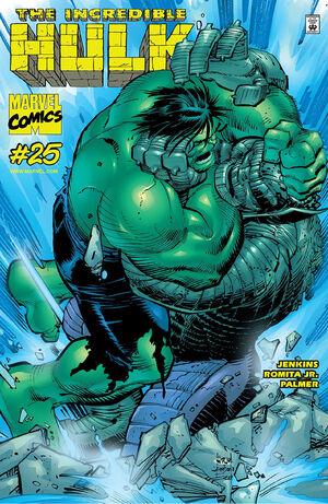 Incredible Hulk Vol 2 25