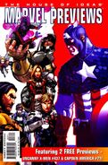 Marvel Previews Vol 1 3