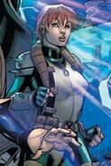 Rachel Summers (Earth-811) from Avenging Spider-Man Vol 1 16