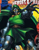 Victor von Doom (Earth-10995) Spider-Man Heroes & Villains Collection Vol 1 35