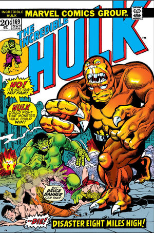 Incredible Hulk Vol 1 169