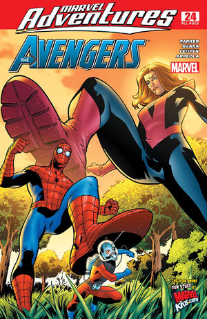 Marvel Adventures The Avengers Vol 1 24