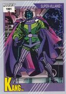 Nathaniel Richards (Kang) (Earth-6311) from Marvel Universe Cards Series II 0001