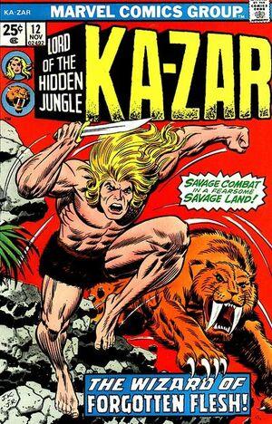 Ka-Zar Vol 2 12