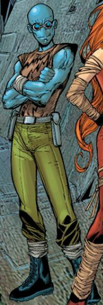 Lightning Rod (Earth-616) from Excalibur Vol 3 1