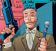 Mister P (Earth-616) from Amazing Spider-Man Vol 2 27 0001