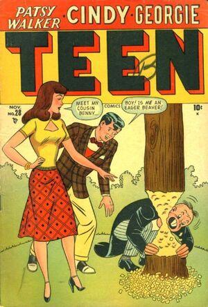 Teen Comics Vol 1 28