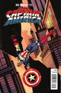 All-New Captain America Vol 1 2 Sale Variant