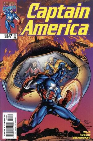 Captain America Vol 3 21