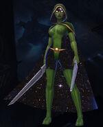 Gamora (Earth-TRN012) from Marvel Future Fight 002