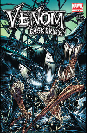 Venom Dark Origin Vol 1 5