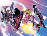 X-Force (Earth-616) from Deadpool vs. X-Force Vol 1 1 001