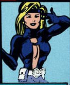 Invisble Girl (Postchronal Collapse) (Earth-9602) from Spider-Boy Team-Up 1 0001