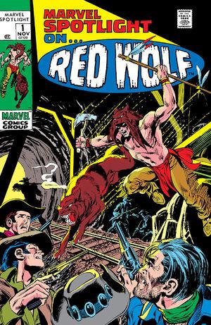 Marvel Spotlight Vol 1 1