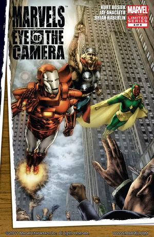 Marvels Eye of the Camera Vol 1 4