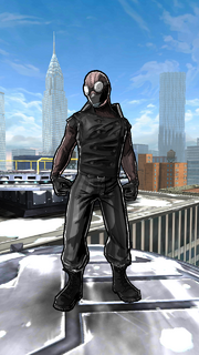 Peter Parker (Earth-TRN485) from Spider-Man Unlimited (video game)