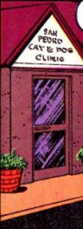 File:San Pedro Cat & Dog Clinic from Avengers Spotlight Vol 1 38 001.png
