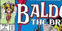 Balder the Brave Vol 1