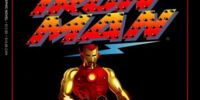 Iron Man Graphic Novel: Crash Vol 1