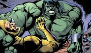 Skaar (Earth-616) from Dark Avengers Vol 1 186 001