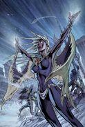 Uncanny X-Men Vol 1 459 Textless