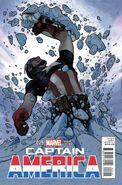 Captain America Vol 7 25 Hughes Variant