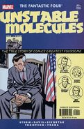 Fantastic Four Unstable Molecules Vol 1 1