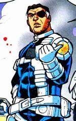 Nicholas Fury (Earth-9411) Spectacular Spider-Man (UK) Vol 1 157