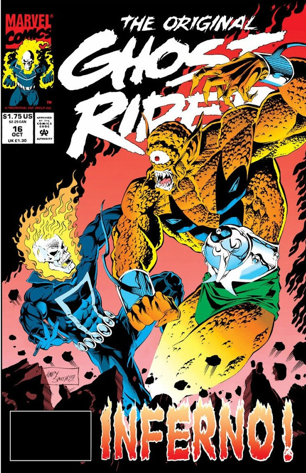 Original Ghost Rider Vol 1 16