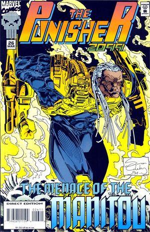 Punisher 2099 Vol 1 26