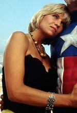 Sharon Stewart (Earth-697064) from Captain America (1990 film) 001