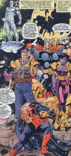 Star Masters (Earth-616)
