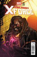 Uncanny X-Force Vol 2 3 Larroca Variant
