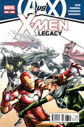 X-Men Legacy Vol 1 267