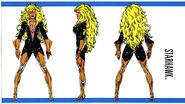 Aleta Ogord (Earth-691) from Official Handbook of the Marvel Universe Master Edition Vol 1 35 0001