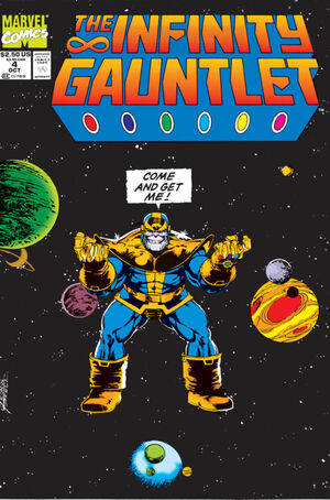Infinity Gauntlet Vol 1 4