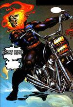 Johnathon Blaze (Earth-98091) Supernaturals Vol 1 1