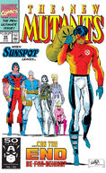 New Mutants Vol 1 99