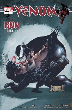 Venom Vol 1 9