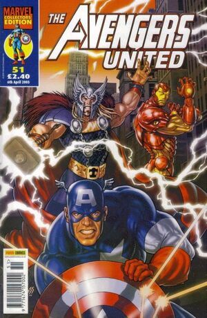 Avengers United Vol 1 51