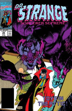 Doctor Strange, Sorcerer Supreme Vol 1 20