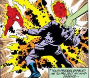 Hitler cheats death in Super-Villain Team-Up Vol 1 17