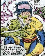 Jubilation Lee (War Skrull) from Uncanny X-Men Vol 1 277 0001