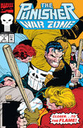 Punisher War Zone Vol 1 4