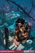 Wolverine Origins Vol 1 46 Solicit