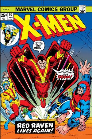X-Men Vol 1 92