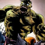 Bruce Banner (Earth-7044) from Ultimate Civil War Spider-Ham Vol 1 1 0001