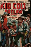 Kid Colt Outlaw Vol 1 51