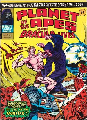 Planet of the Apes (UK) Vol 1 98